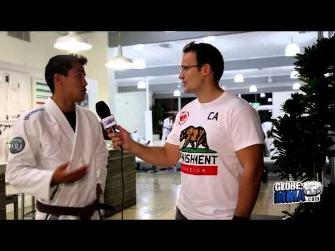 Interview de Vincent Nguyen, 1ère ceinture noire des frères Mendes en France