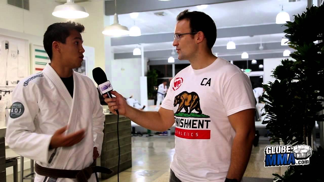 Interview de Vincent Nguyen, 1ère ceinture noire des frères Mendes en France 8f2fcc7bbf3
