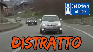 BAD DRIVERS OF ITALY dashcam compilation 03.27