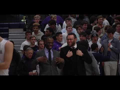 Gonzaga College High School Basketbal 2019 WCAC Champion Reel