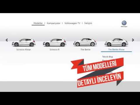 Volkswagen Tivibu App