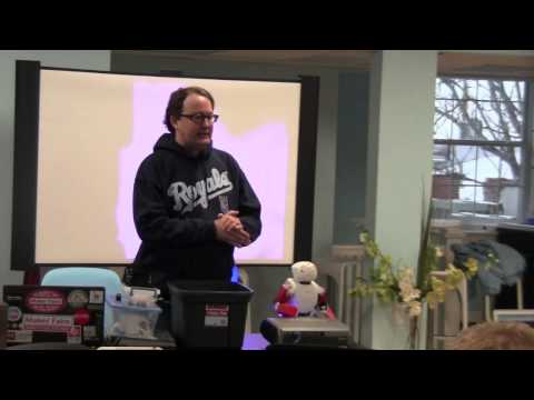 Hack & Tell - Kansas City 3/22/2013: A Show & Tell For Developers, Makers & Hackers