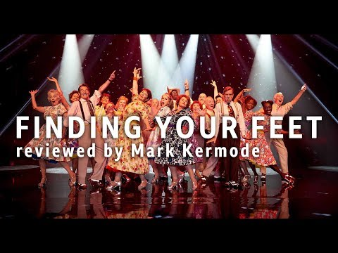 Finding Your Feet reviewed by Mark Kermode