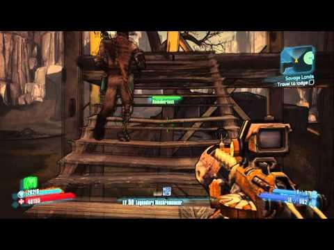 Borderlands 2 Sir Hammerlock's Big Game Hunt Playthrough Part 1  