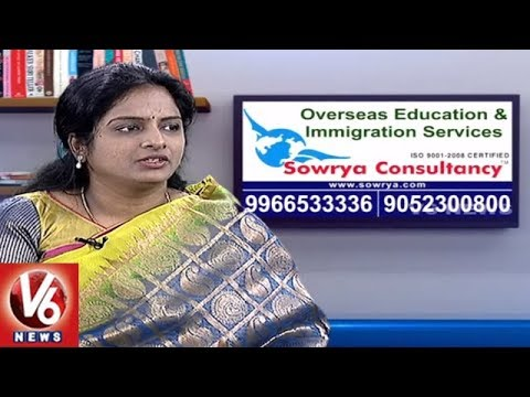 Overseas Education & Immigration Services | Sowrya Consultancy | Career Point | V6 News