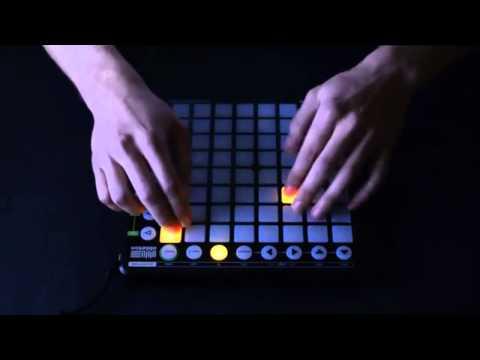 Skrillex - Weekends | Midi Fighter Remix ft. M4SONIC (Launch Pad Edition)