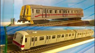 港鐵的各種列車模型 (MTR train models)