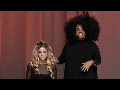 """The Art of Big Hair"" featuring Amika Artist Naeemah LaFond"