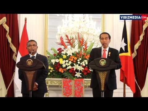 Kerjasama Bilateral Indonesia Dan Timor Leste, Vibizmedia 26 Agustus 2015