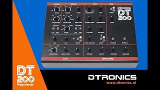 Dtronics DT-200 V3 Controller for Roland Jx3P