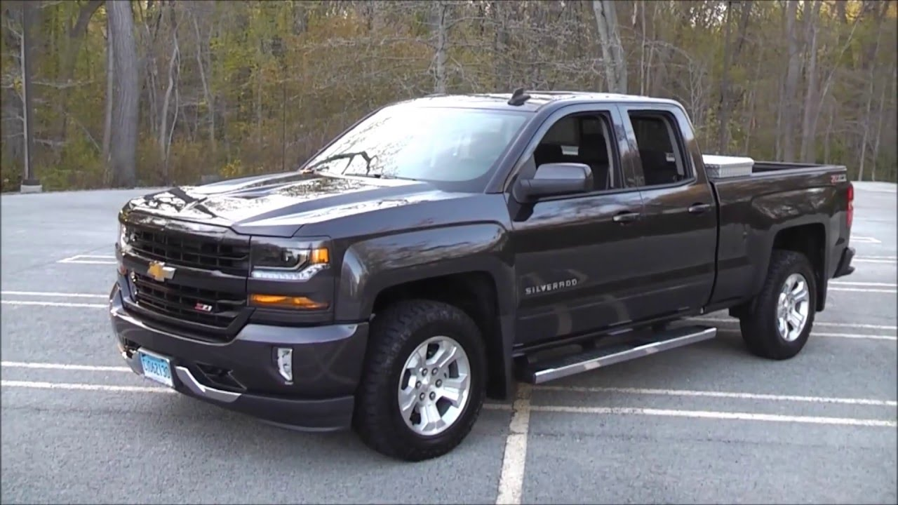 New 2016 Chevy Silverado Z71 Review Test Drive