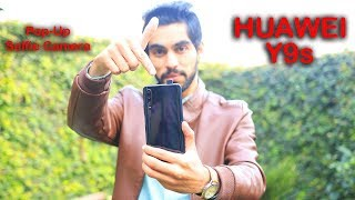 Huawei Y9s Unboxing & Y9s First Impression