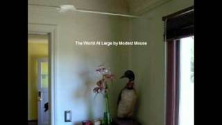 Modest Mouse - The World At Large (Live Radio Version)