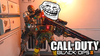 CAMPING WITH CAMPERS on Black Ops 3! (Funny Black Ops 3 Trolling)