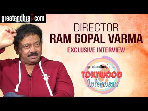Director Ram Gopal Varma Exclusive Interview    Tollywood Interviews    Great Andhra