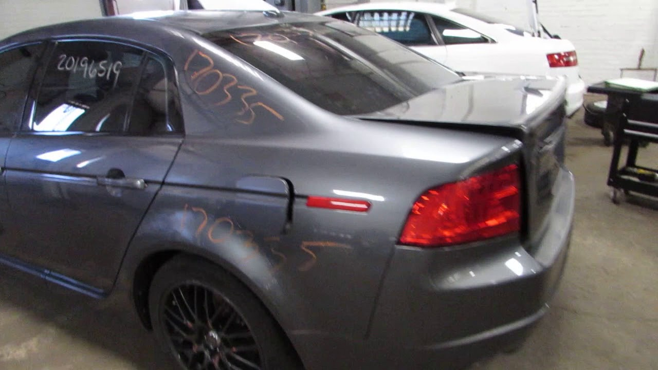 Parting Out A Acura TL Toms Foreign Auto Parts - Acura tl 2006 parts