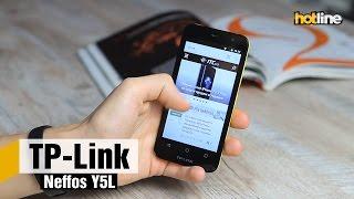 TP-Link Neffos Y5L — обзор бюджетного смартфона