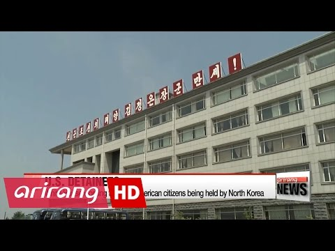 U.S. working to free Americans detained in North Korea