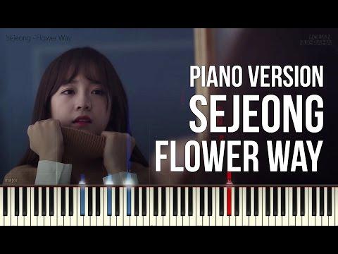 세정 (구구단) KIM SEJEONG (gugudan) - 꽃길 Flower Way [Piano Ver.]