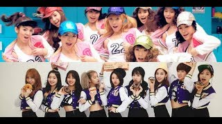 Twice vs SNSD : Who's better? - Stafaband