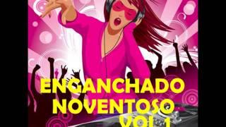 ENGANCHADO DISCO DE LOS 80/90.MUSICA PARA  BAILAR EN FIESTAS.