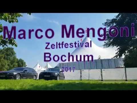 Marco Mengoni - Zeltfestival Ruhr - Bochum, 29. August 2017