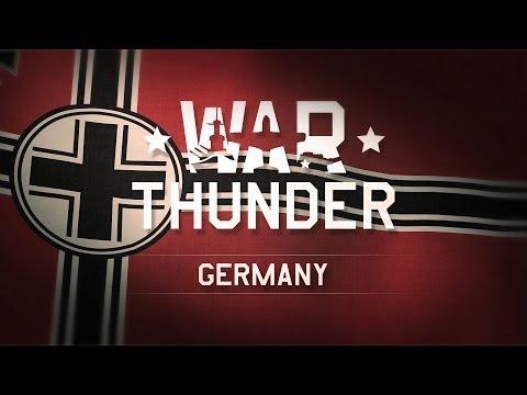 War Thunder - The German Air Force