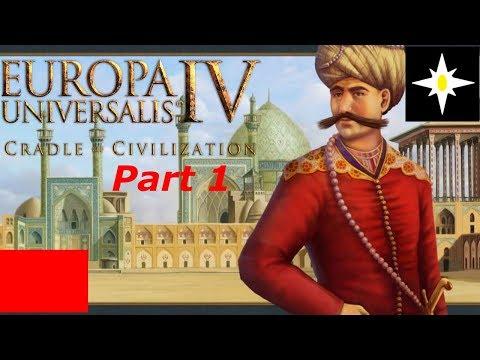 Eu4 Oman Cradle of Civilization part 1 The new Path