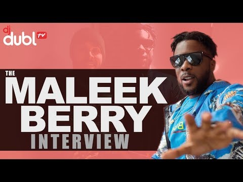 Maleek Berry Interview - 1st Daze of winter EP, Davido & Wizkid, music w/ Not3s & Yxng Bane & more!