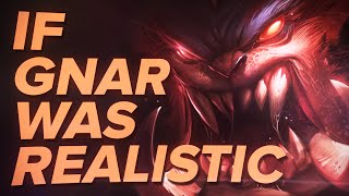 IF GNAR WAS REALISTIC