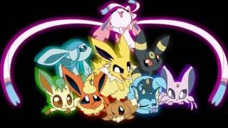 Gotta love eevee, I think vaporeon is my favorite eeveeolution =^w^...