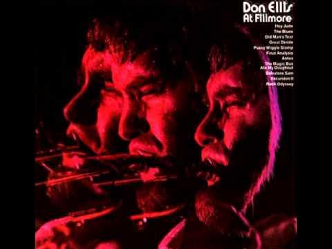 Don Ellis Great Divide (At Fillmore,1970)
