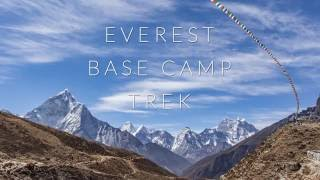 Everest Base Camp Trek (April 2016)