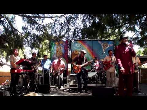 Derrick Morgan Live at Sierra Nevada World Music Festival 2014