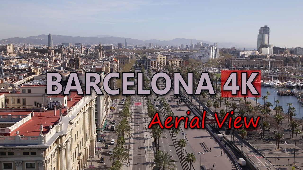 historical barcelona spain 4k - photo #32