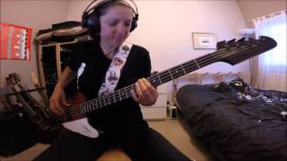 Ventilator Blues - Bass Cover
