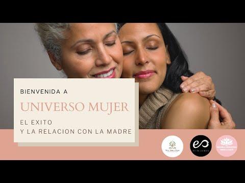 UNIVERO MUJER   EL EXITO Y LA RELACION CON LA MADRE