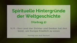 Rudolf Steiner über das Deutsche Volk 1917