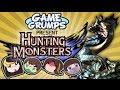 GAME GRUMPS PRESENT: HUNTING MONSTERS EP.2 BARROTH - Polaris