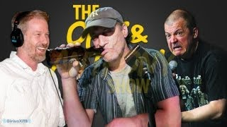 Opie & Anthony: Hello Tim Sabean; Goodbye Garry, Rob and Steve (09/04/13)