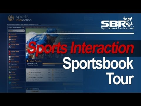SportsInteraction Sportsbook Tour - SBR Sports Betting Sites Reviews