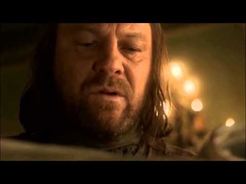 Incestual Realization of Ned Stark