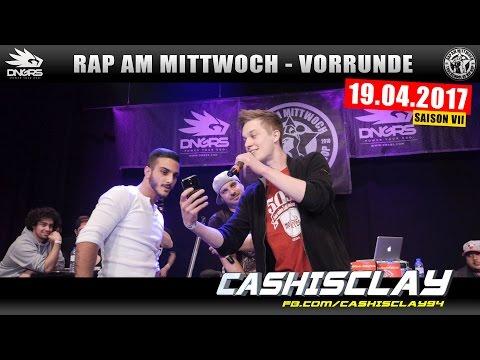 RAP AM MITTWOCH KÖLN: 19.04.17 Vorrunde feat. CASHISCLAY uvm. (2/4)