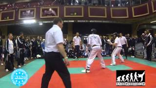 David Firth v Matteo Milani Irish Open 2014