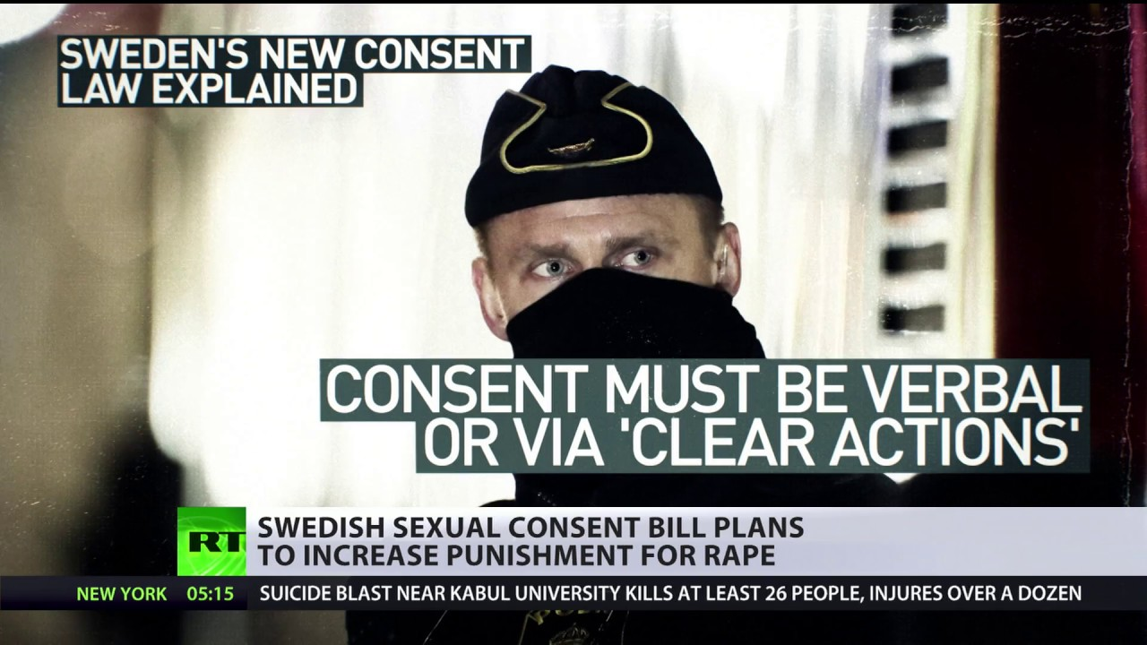 'Sex could be like entering court room': Sweden may bolster abuse laws
