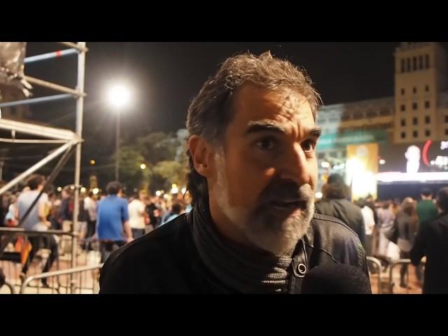 Sermos Galiza fala na noite do 1-O cos líderes dos colectivos soberanistas