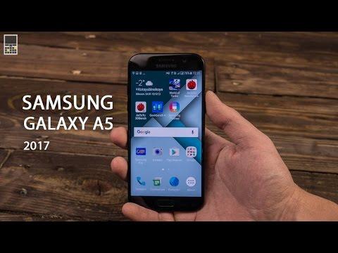 Samsung Galaxy A5 (2017) - в чем фишки?