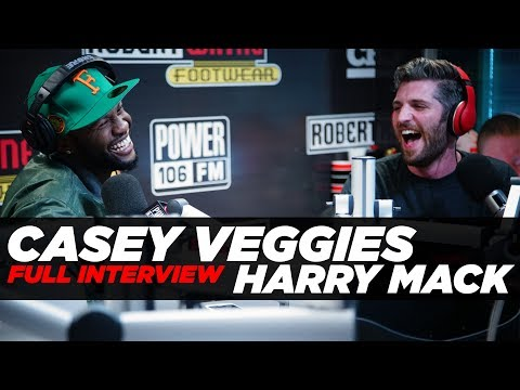 Casey Veggies & Harry Mack On Our Life Festival