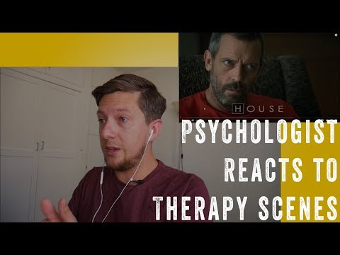 Psychologist Reacts To Therapy Scenes From Movies And TV