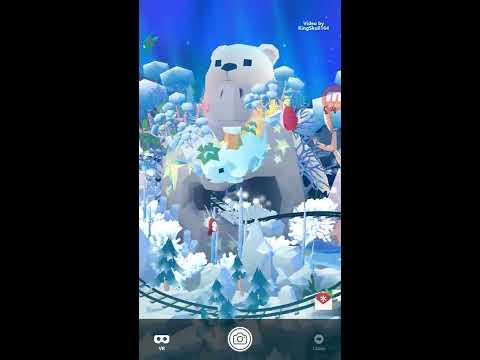 Tap Tap Fish Christmas 2020 Fish AbyssRium   Tap Tap Fish | Meet the Snowflake Parrotfish & Toy